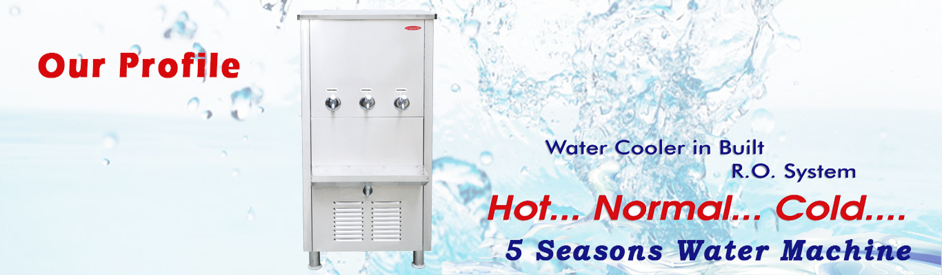 Water Cooler Manufacturers In Gujarat